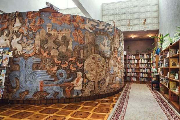 бібліотека для дітей київ