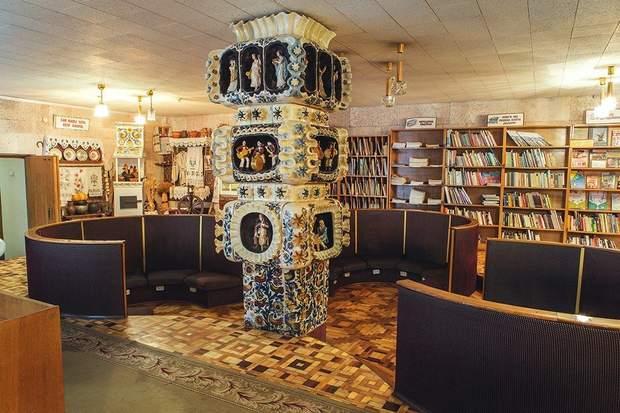 бібліотека для дітей