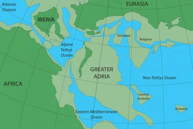 Знайдений континент