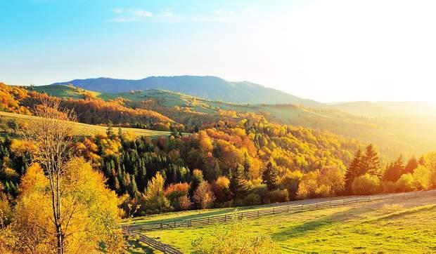 Найпопулярніші туристичні напрямки для подорожей восени. Серед них Чернівці