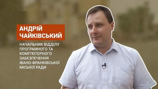 Андрій Чайківський