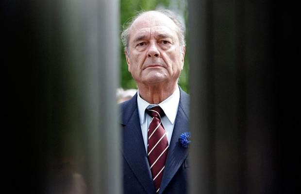 Жака Ширака судили за корупційні злочини