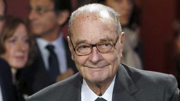 Жак Ширак був у політичній тіні