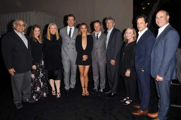 Наталі Портман стала головною зіркою на кінопрем'єрі