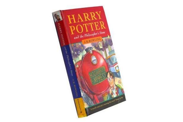 Гаррі Поттер і Філософський камінь, перші примірники