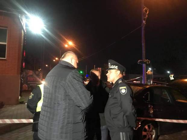Поліція з'ясовує обставини ДТП