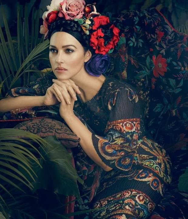 Моніка Беллуччі в рекламній кампанії для Dolce & Gabbana