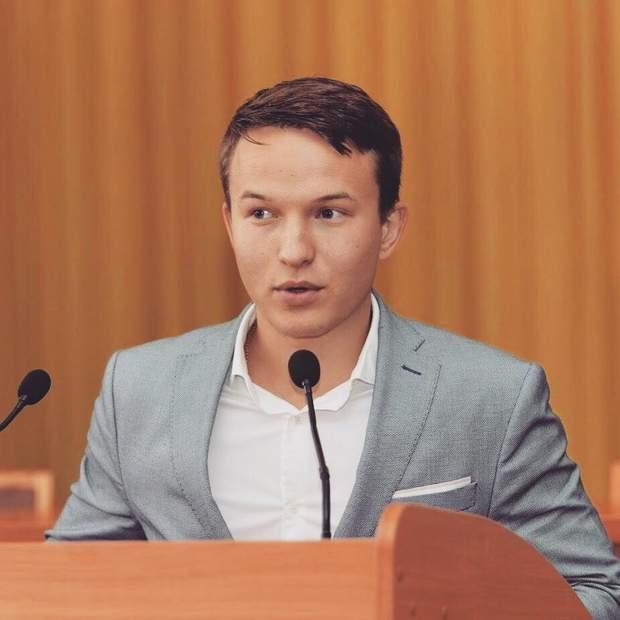 Олексій Мовчан Слуга народу депутат