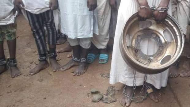 нігерія рабство тортури діти
