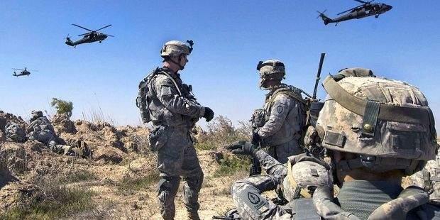 Американці брали участь у війні в Афганістані
