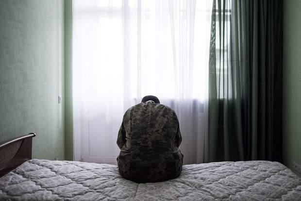 Військові стикають один на один зі своїми проблемами