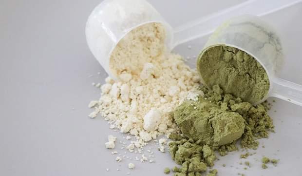 Протеїн є основою для будови м'язів