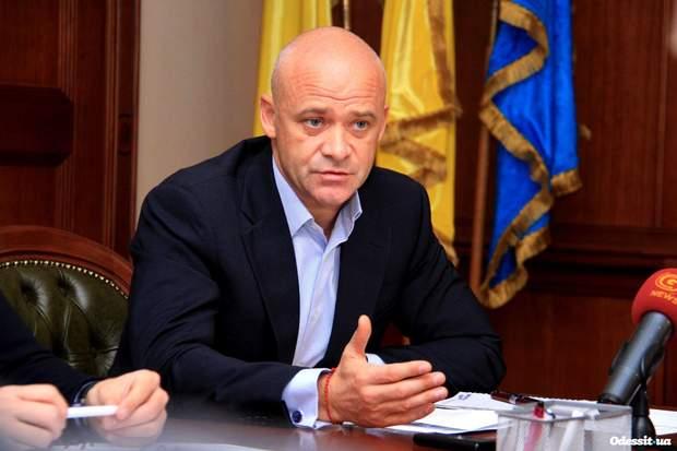 Мер Одеси Геннадій Труханов
