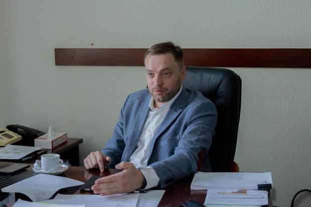 Денис Монастирський, голова правоохоронного комітету парламенту
