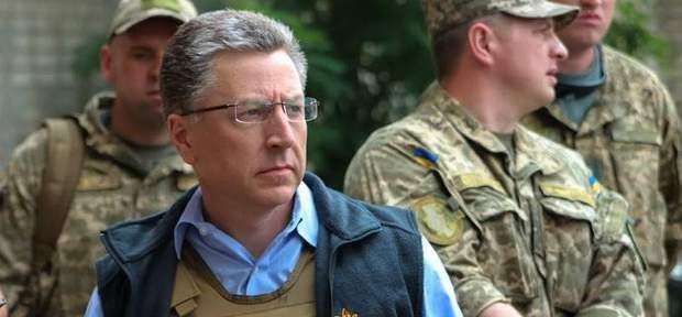 Волкер в Україні
