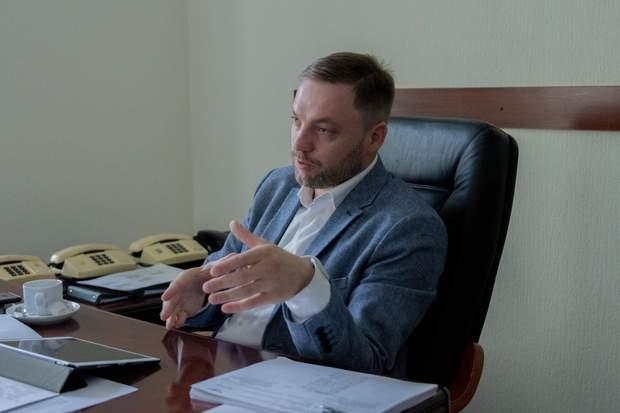Денис Монастирьский, голова правоохоронного комітету ВРУ