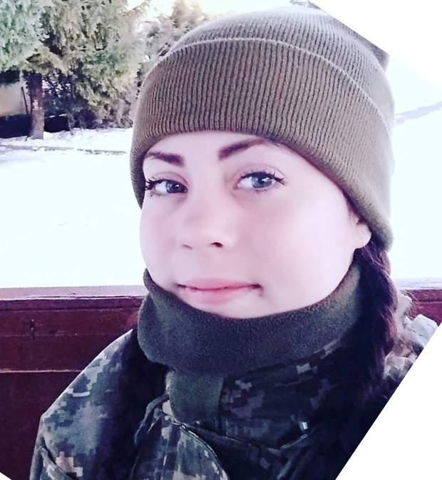 Вітовська Анастасія