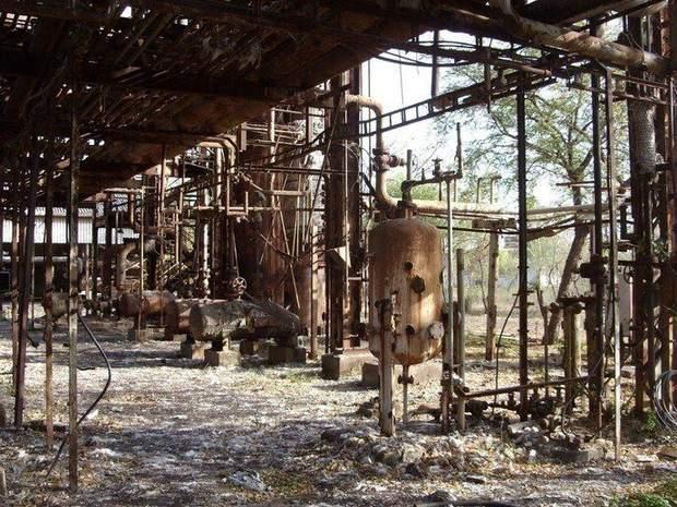 завод у бхопалі зараз