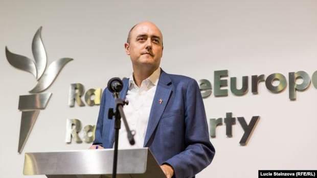 Президент Радіо Свобода/Радіо Вільна Європа Джеймі Флай