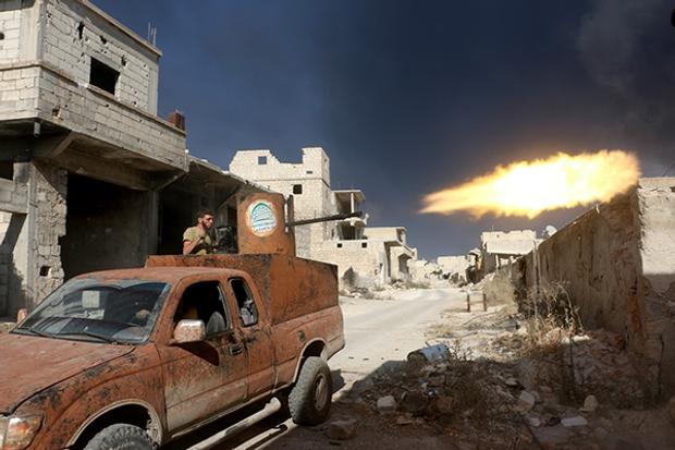 Збройні конфлікти в Алеппо