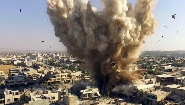 Росія бомбила Алеппо