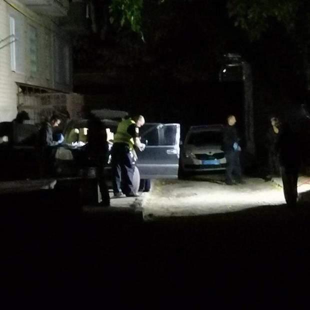поліція Херсон автомобіль стрілянина
