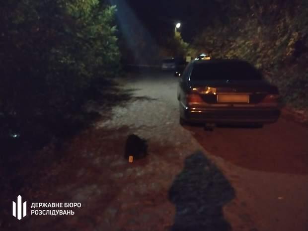 На Кіровоградщині п'яний поліцейський на смерть збив велосипедиста