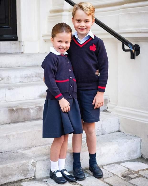 Діти Кейт Міддлтон і принца Вільяма
