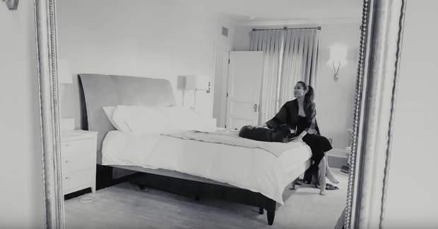 Спальня Анджеліни Джолі