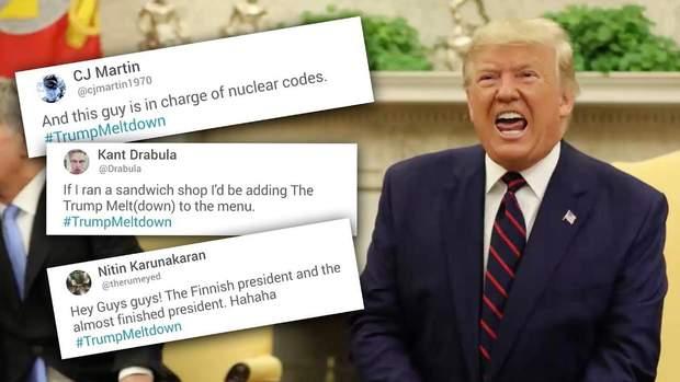 трамп твитер