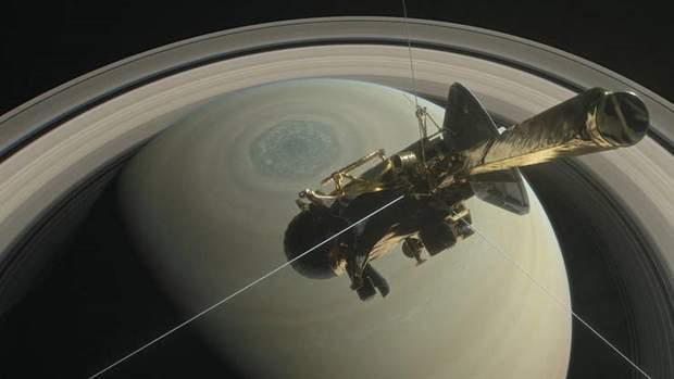 Місія Кассіні