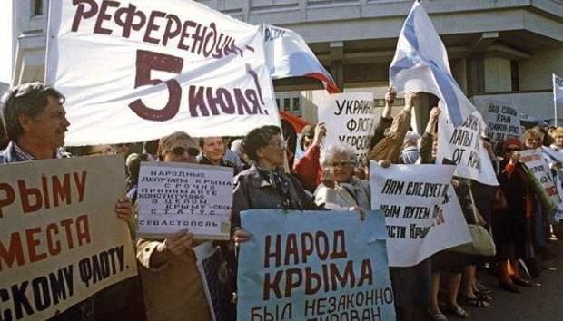 Мєшков планував провести референдум