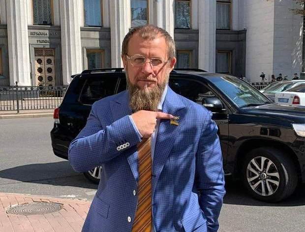 Депутат Олександр Ковальов