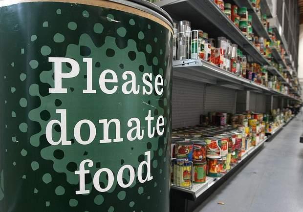 їжа продукти благодійність продовольчі банки