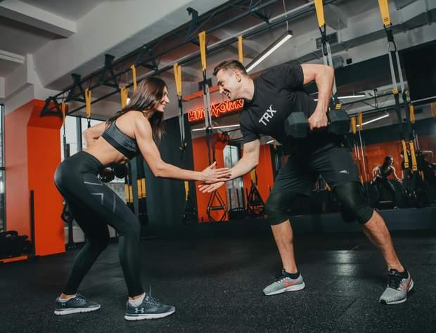 Силові тренування допоможуть змінити кістки