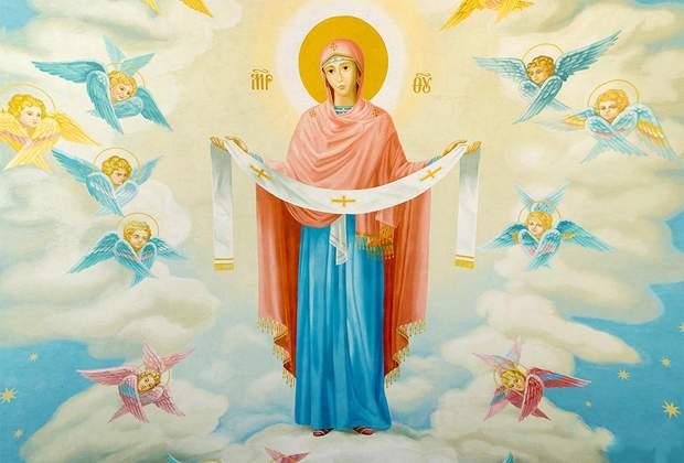 14 жовтня – свято Покрови