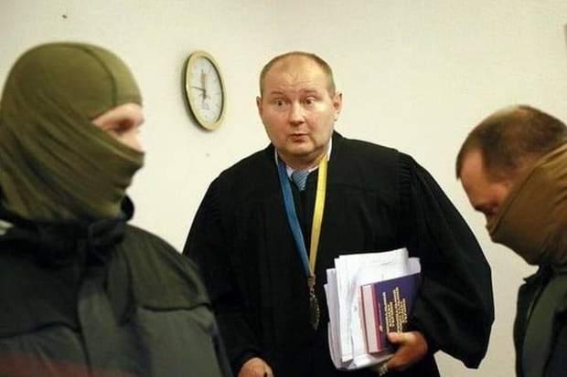 Суддя Чаус / фото Цензор.Нет