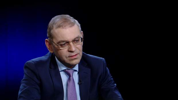 Сергій Пашинський, взяття під варту