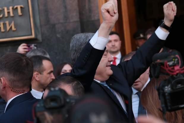 Петро Порошенко, притягнення до відповідальності, увязнення