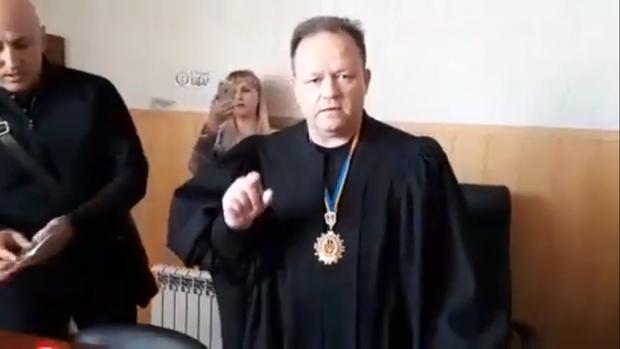 Суддя Шепітко