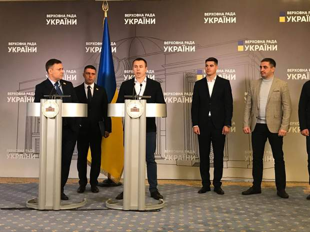 Депутати про розведння військ на Донбасі