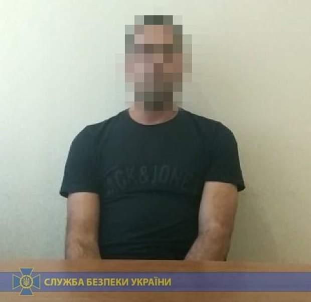 СБУ викрила іноземця, завербованого бойовиками