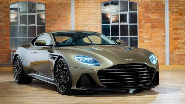 Автомобіль Aston Martin DBS