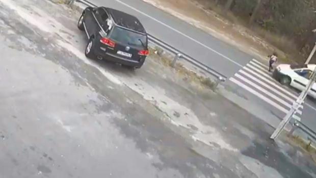 Аварія на Київщині