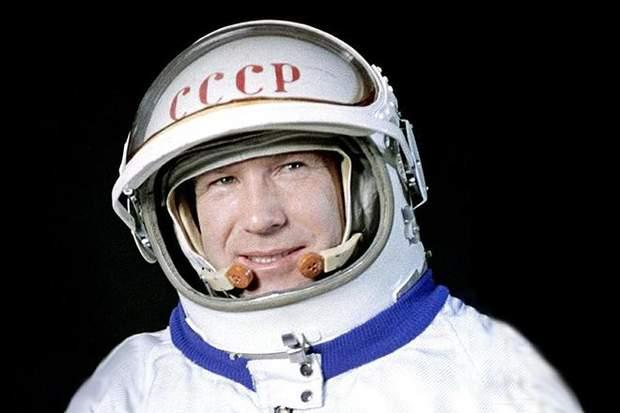 Помер космонавт Олексій Леонов