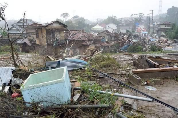 Тайфун Хагібіс