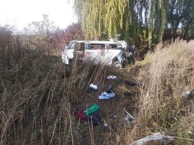 Аварія на Буковині