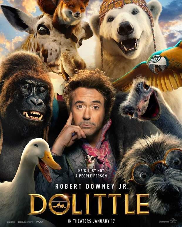 Офіційний постер фільму