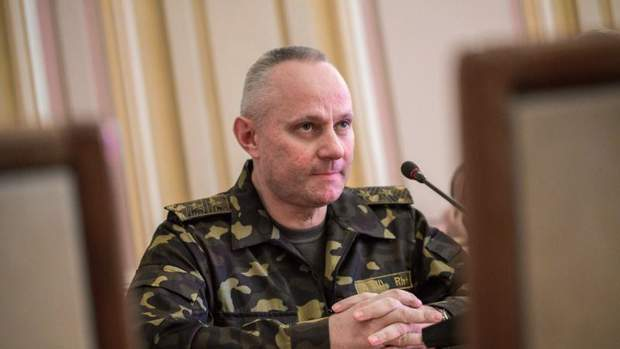 Генерал Хомчак