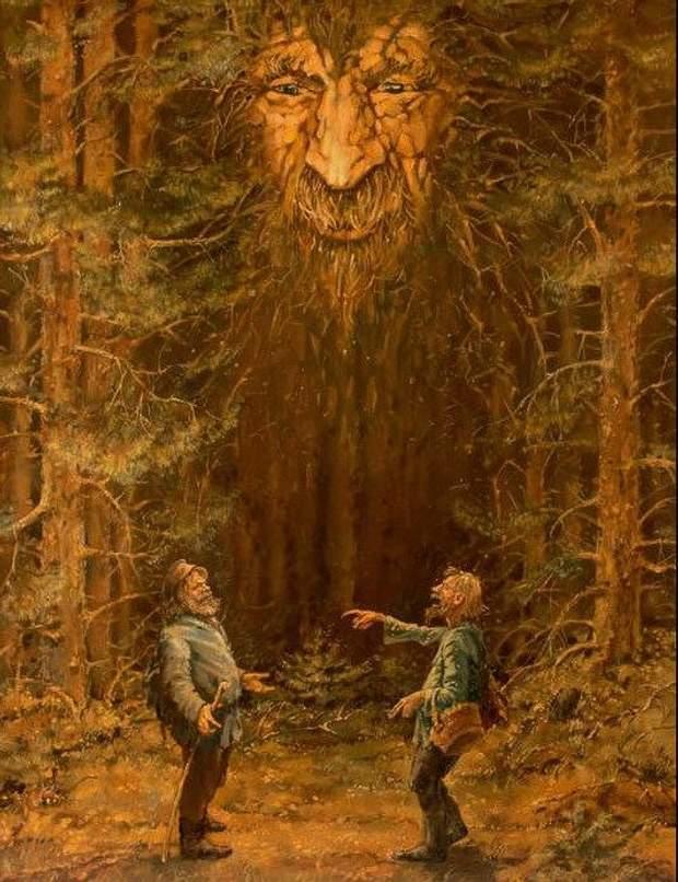 17 листопада у лісі може вчепити блуд